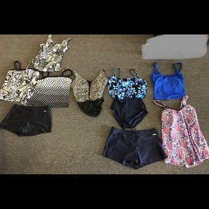 Women's swim suit bundle
